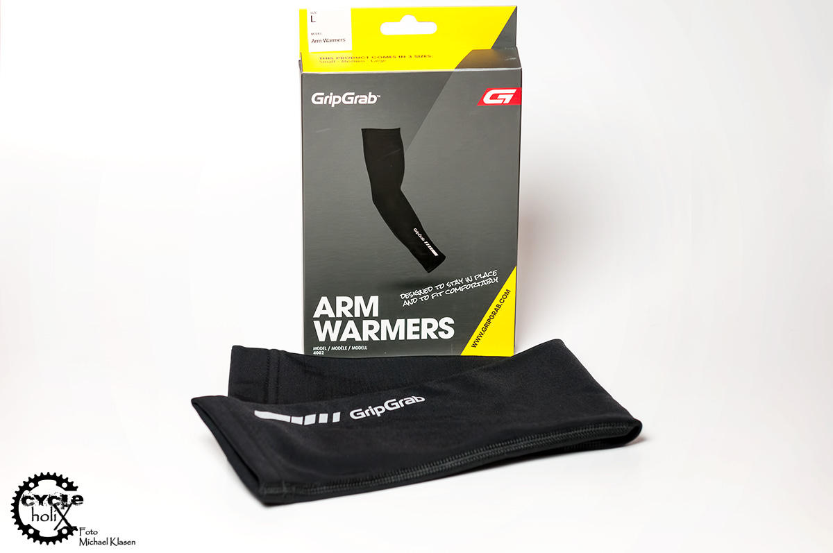 GripGrab Arm Warmers