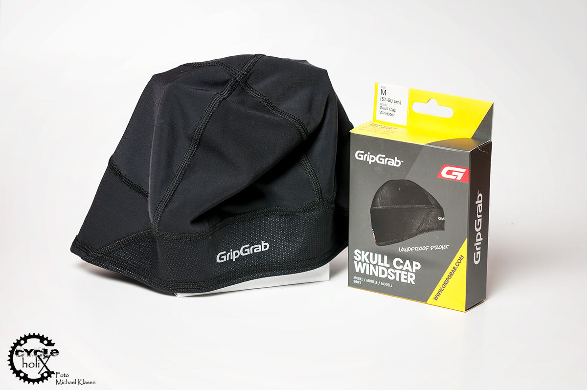 GripGrab Skull Cap - Dünn aber warm
