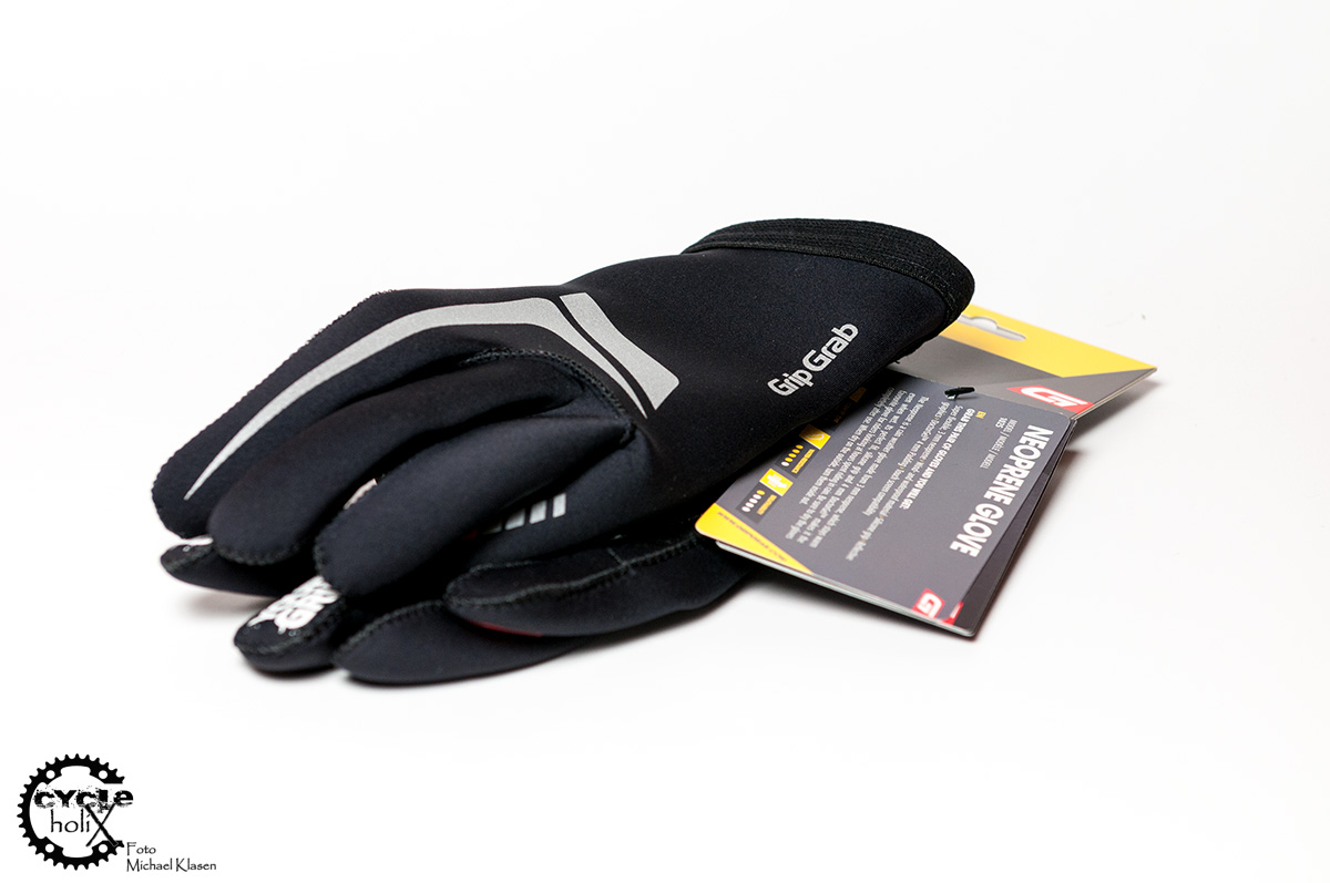 GripGrab Neoprene Glove - Wenn es nass und kalt wird
