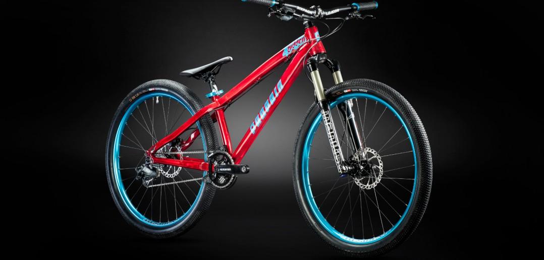 Das neue Dirtbike von Propain