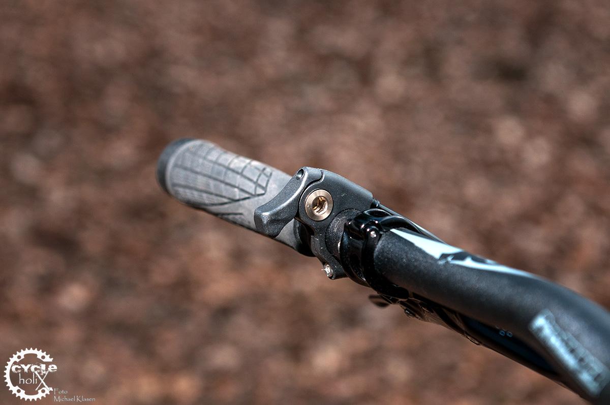 KindShock Remote Hebel mit Seilzug