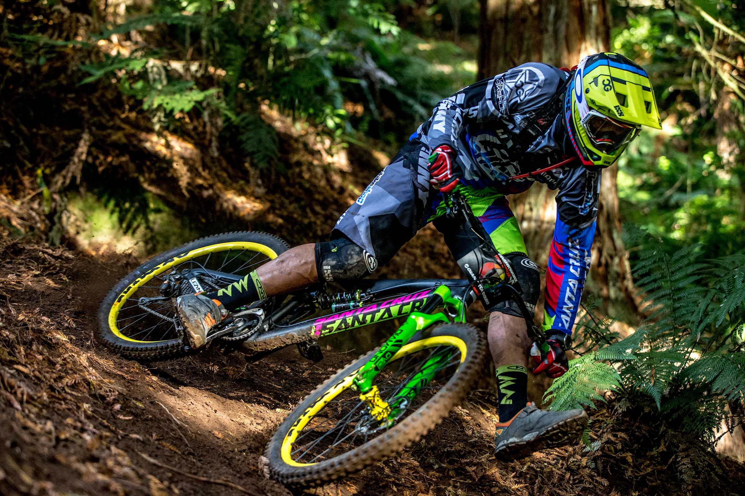 Cedric Gracia in seinem Element.  Copyright: Ale di Lullo | iXS