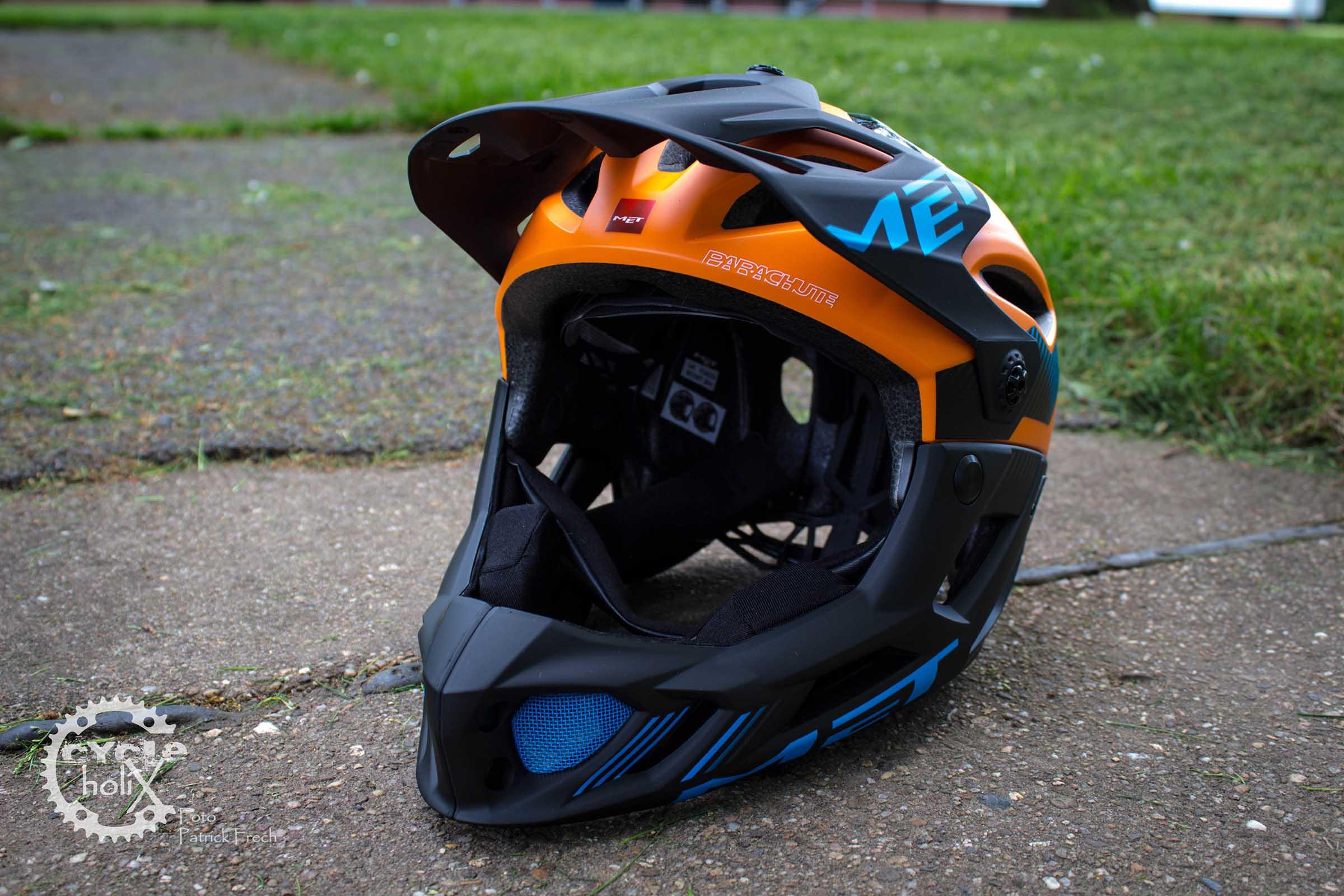 Optisch sind MET Helme sofort zu erkennen
