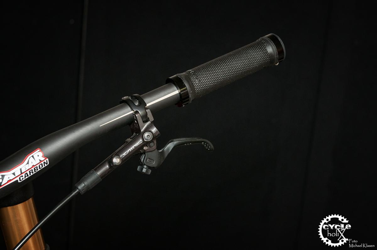 Garant für zuverlässige Bremspower: Shimano Saint BR-M820