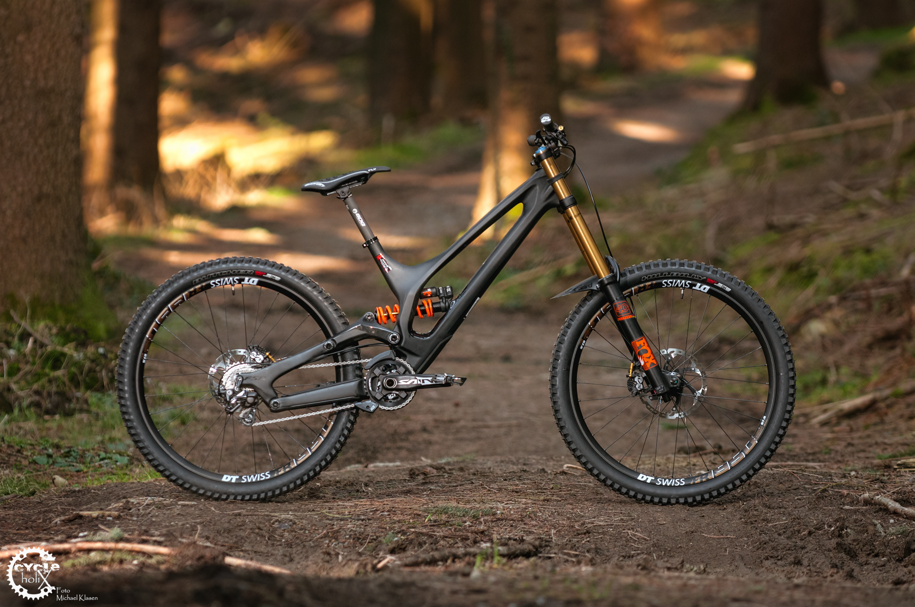 Cycleholix Specialized S-Works Demo Carbon 650b