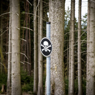 Schilder die man ernst nehmen sollte