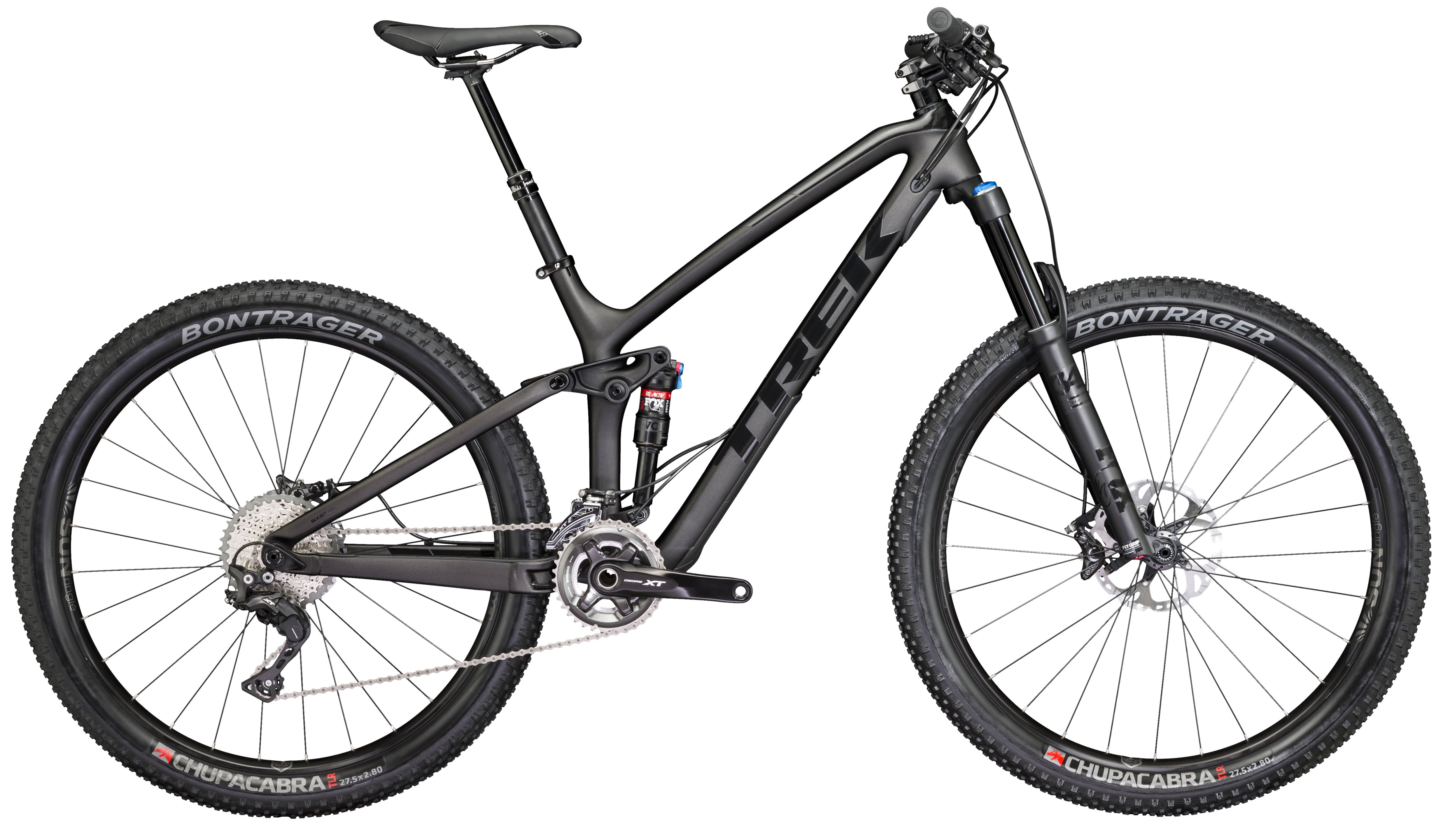 TREK Fuel EX 27.5 Plus aus OCLV Carbon
