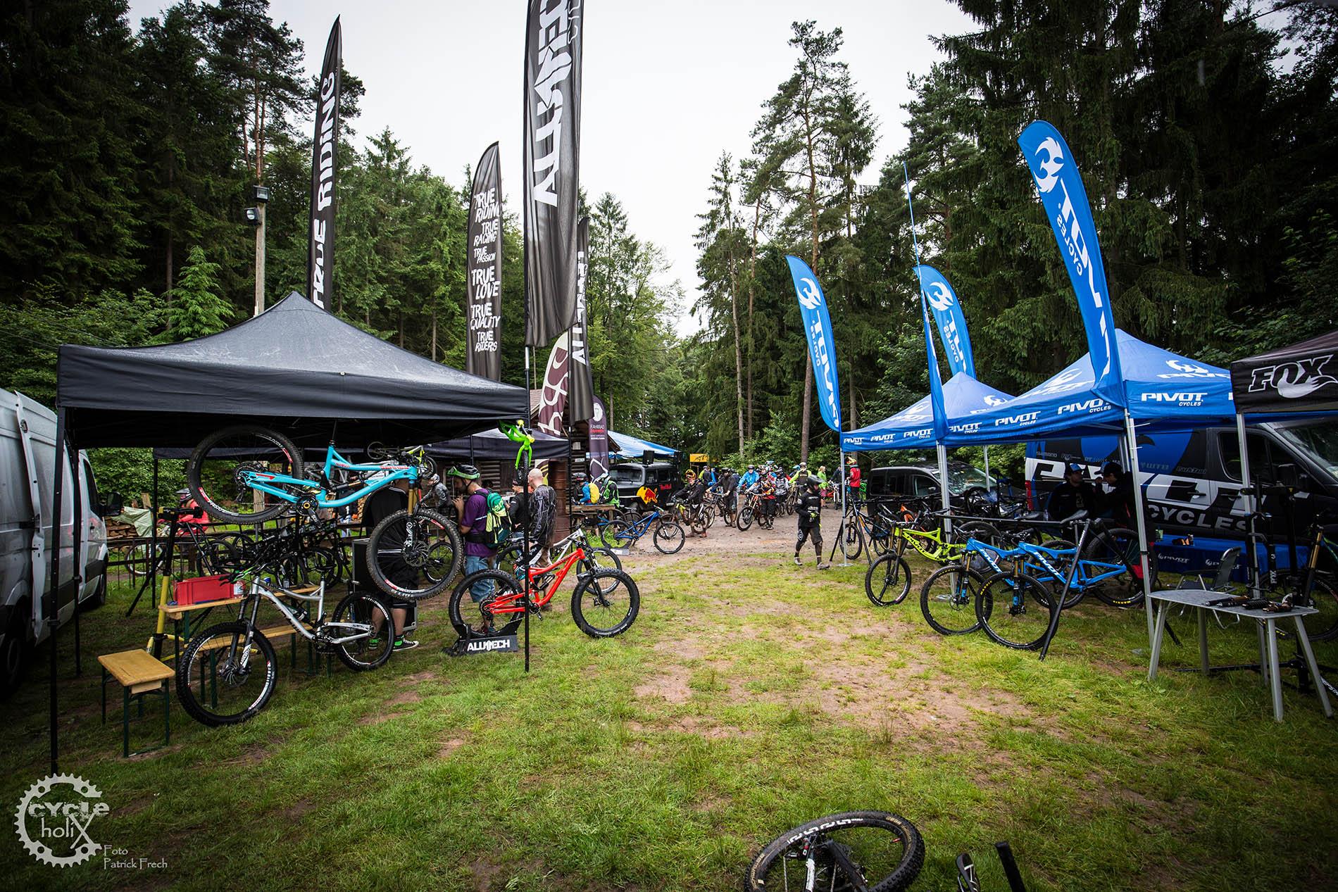 Cycleholix BBBQ Beerfelden 2016