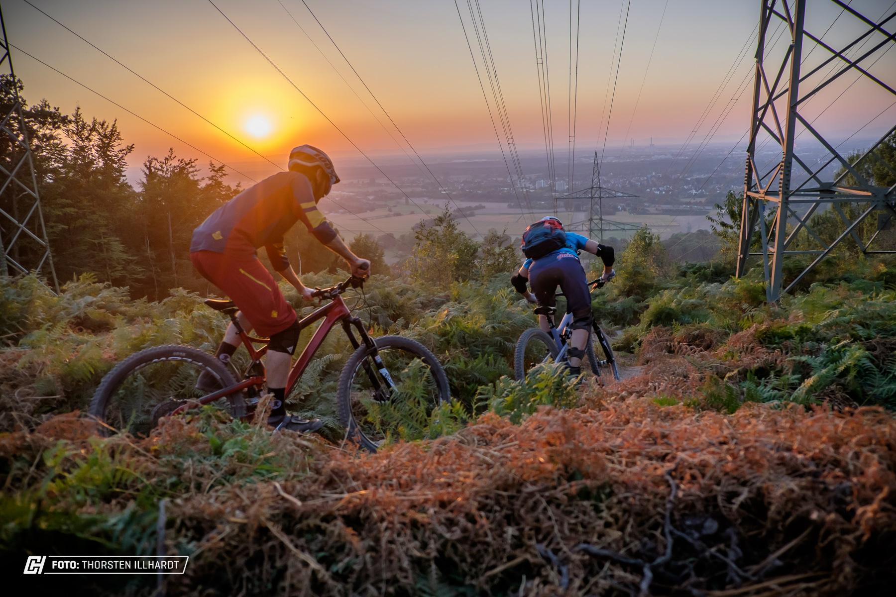 Das perfekte Bike für Afterwork rides und vieles mehr!