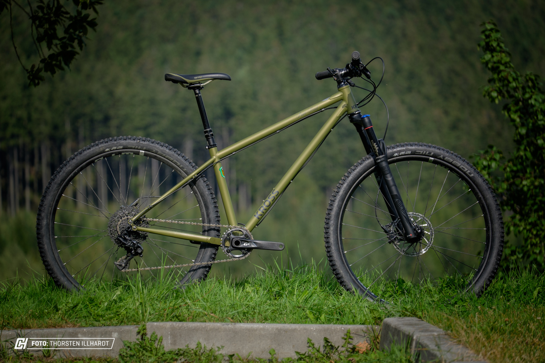 KROSS Pure Trail 29""