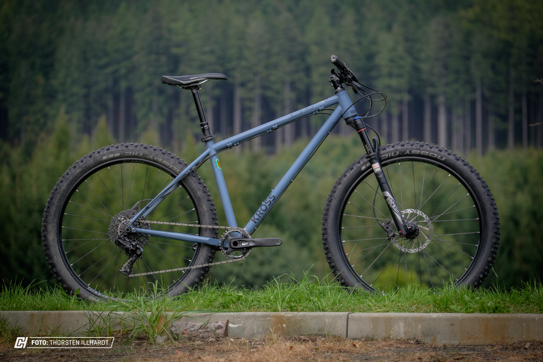 KROSS Smooth Trail 650b Hardtail
