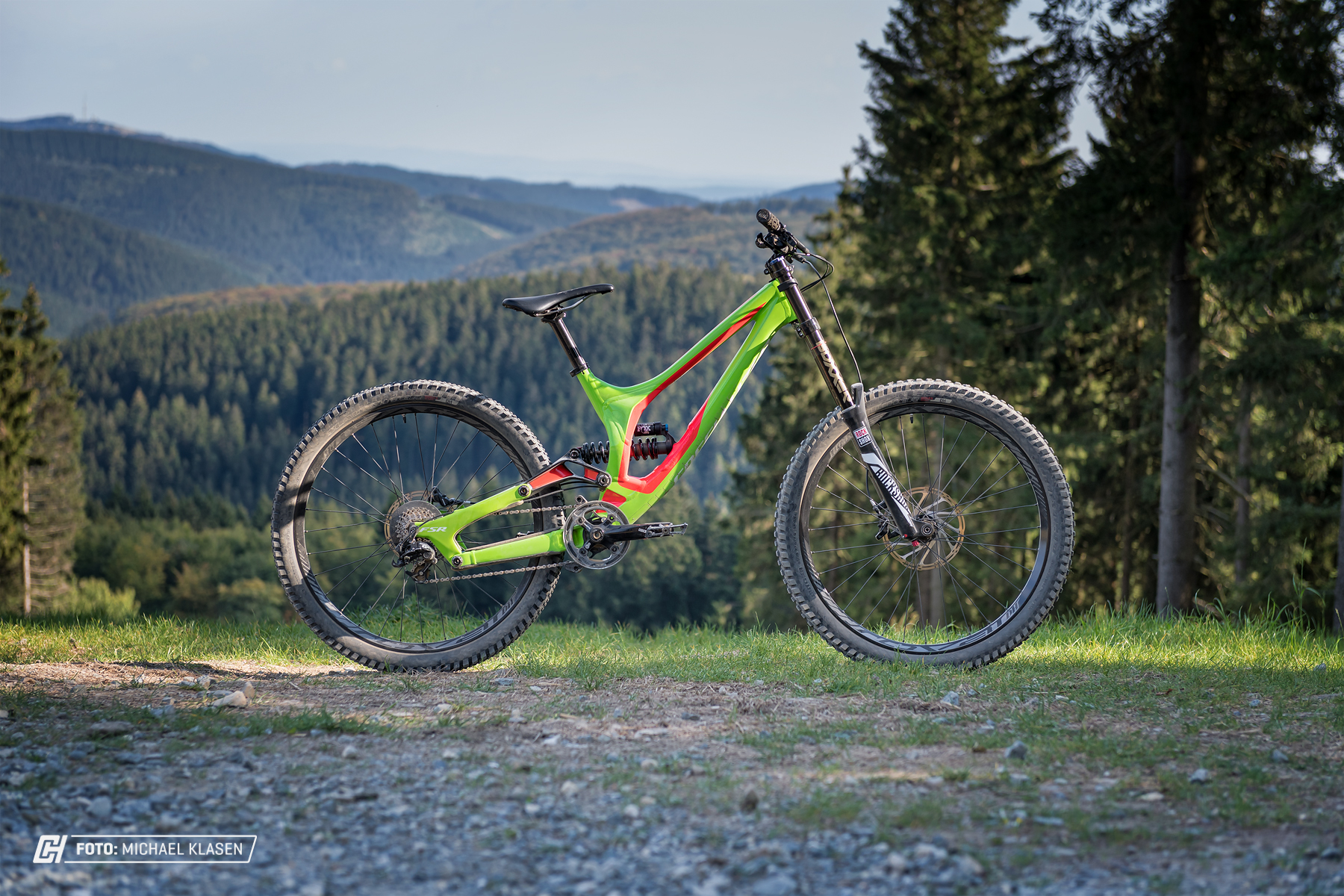 Specialized Demo 8.1 Alloy