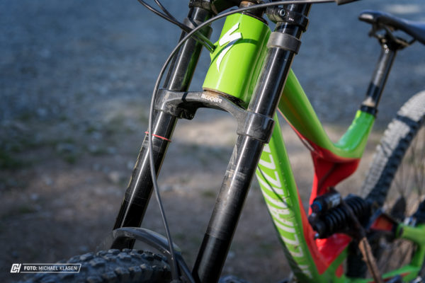 Rock Shox Boxxer RC