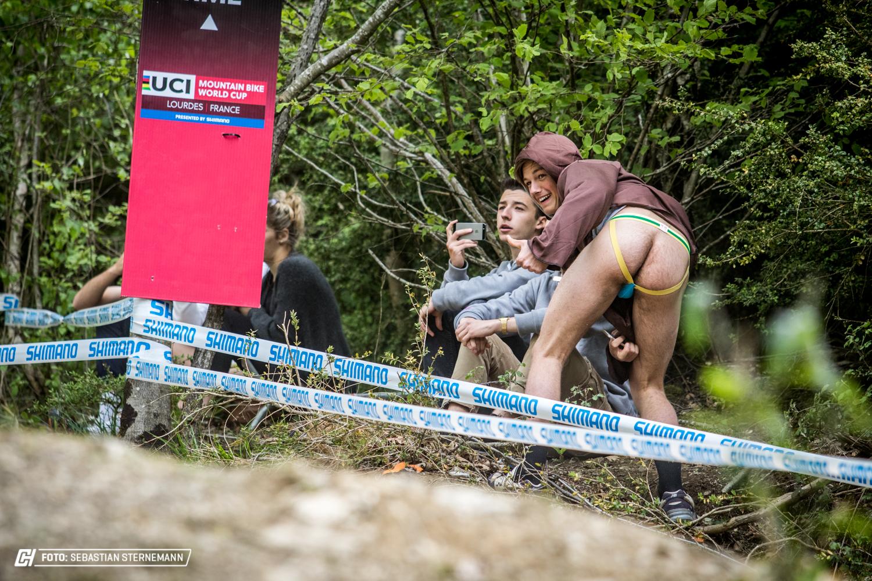 Lourdes Sunday1522 Cycleholix