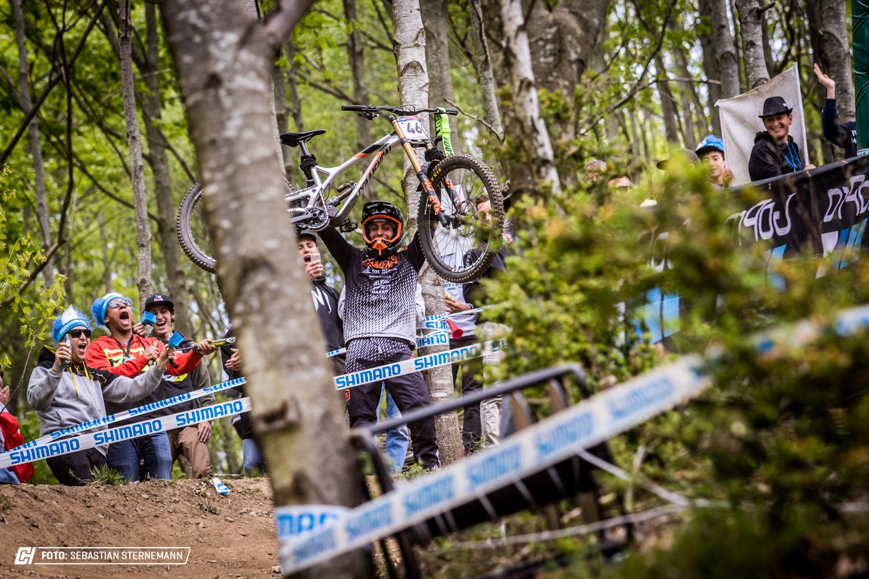 Lourdes Sunday1833 Cycleholix