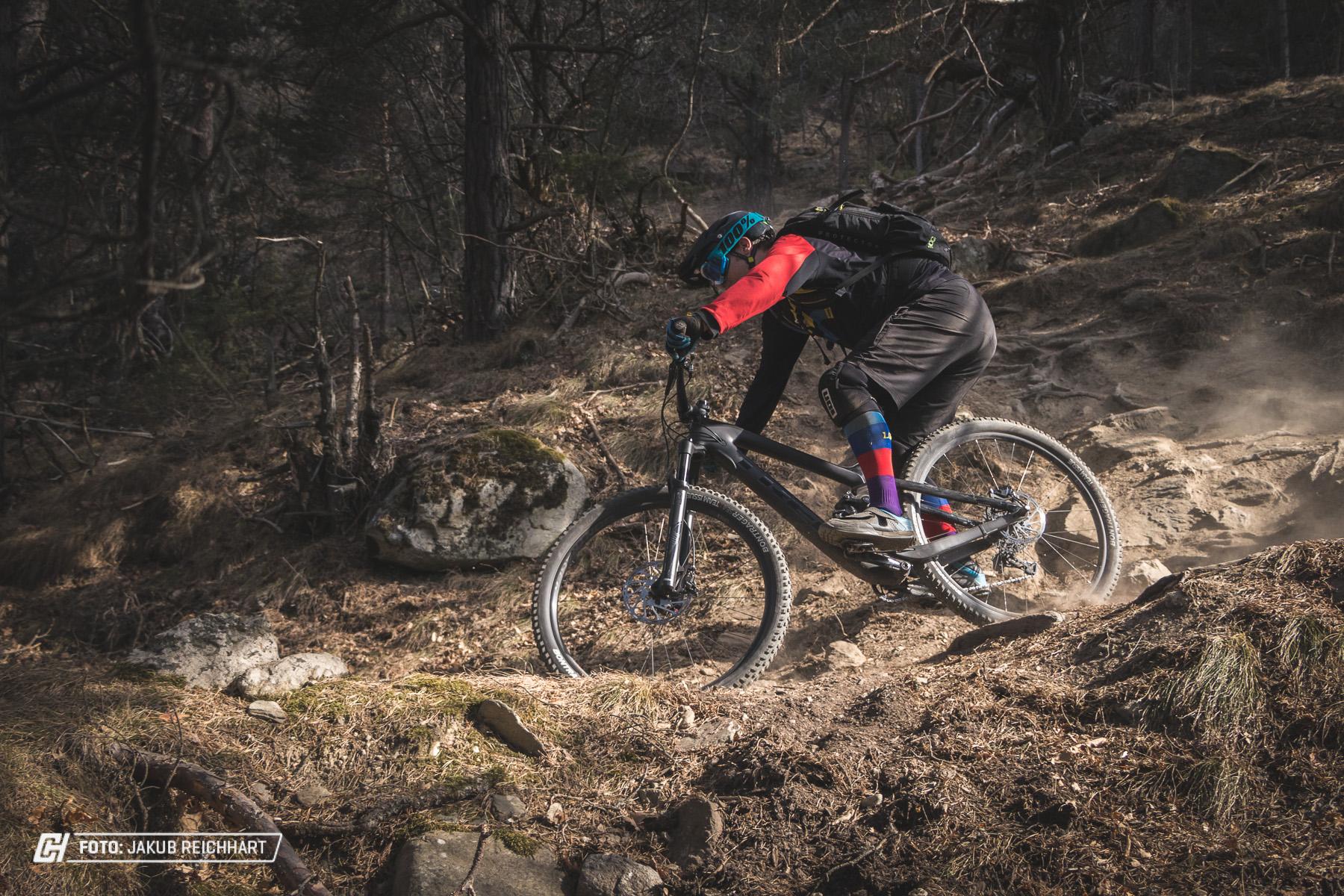 tausch enduro gegen downhill
