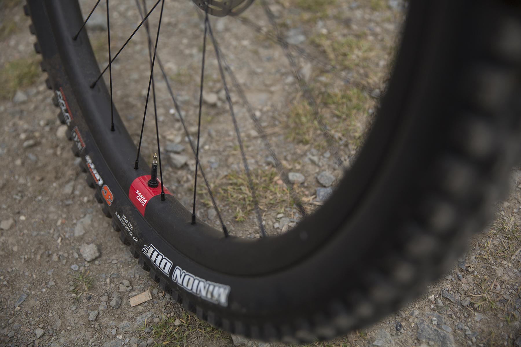 Die Reserve Laufräder - Schlicht, stimmig, haltbar!
