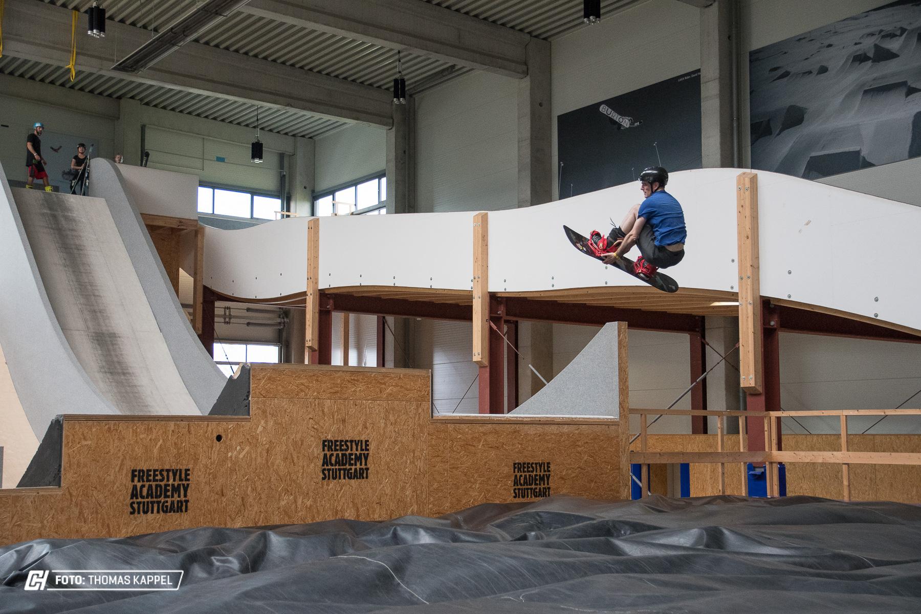 Freestyle Academy Stuttgart 1 von 17