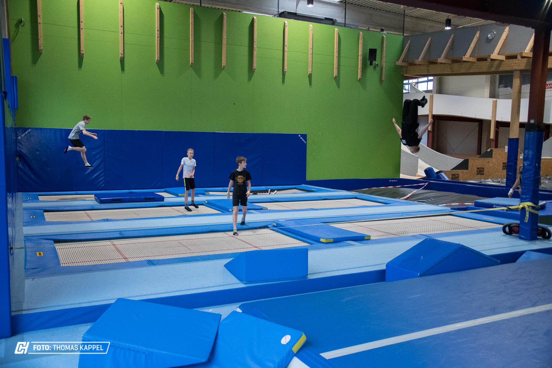 Freestyle Academy Stuttgart 5 von 17