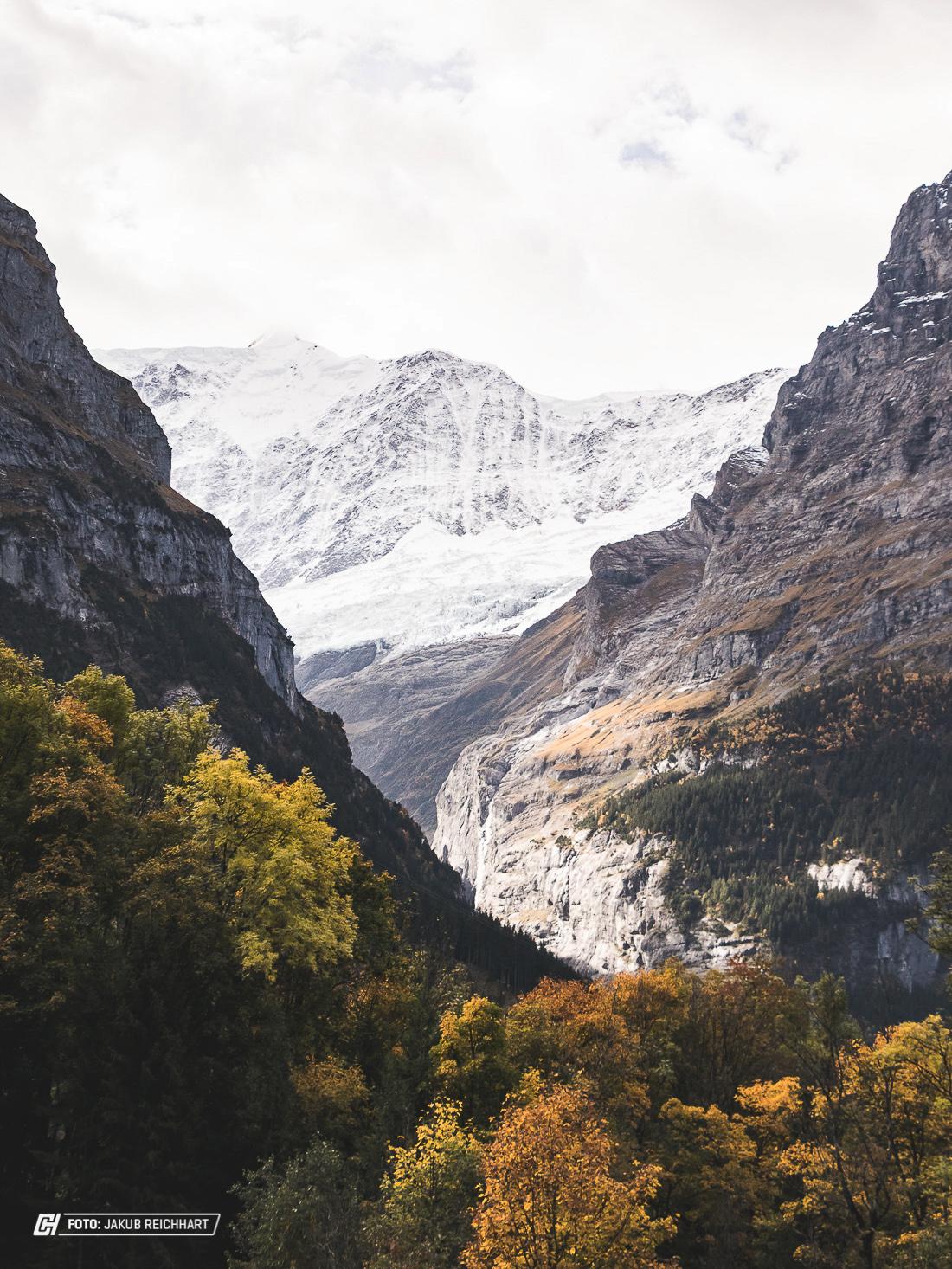 Grindelwald Berge Potrait 1 1