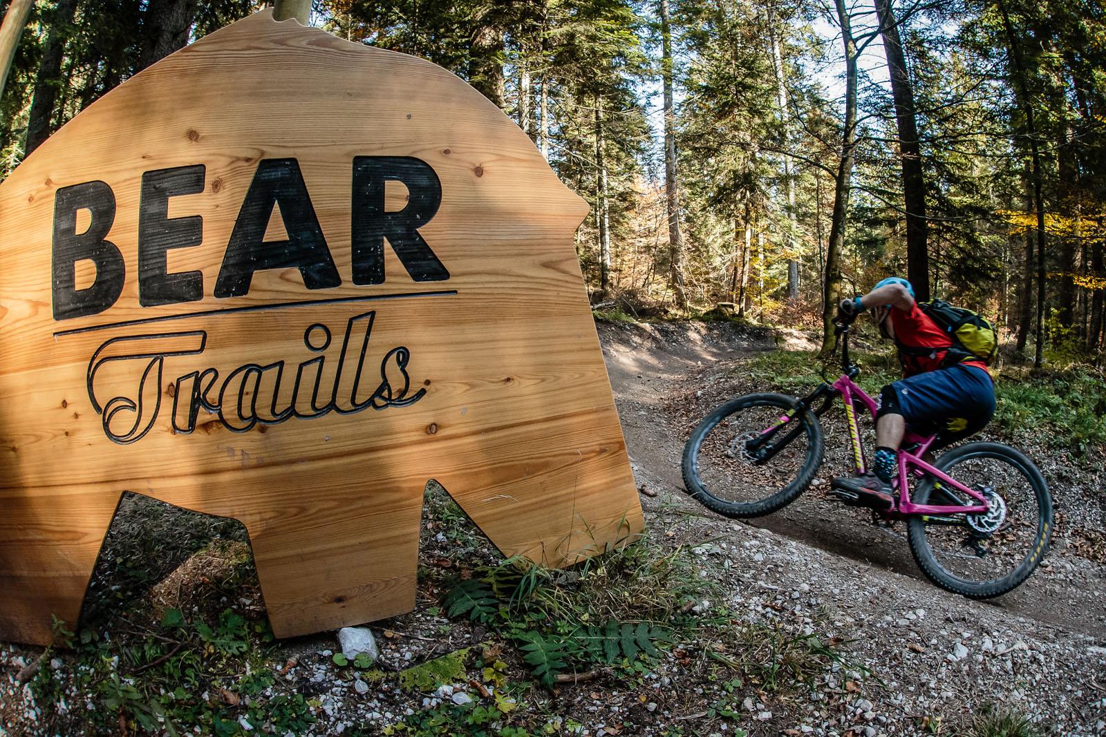 4 Die Bear Trails bilden das Herzstück der Region Alex Luise 6
