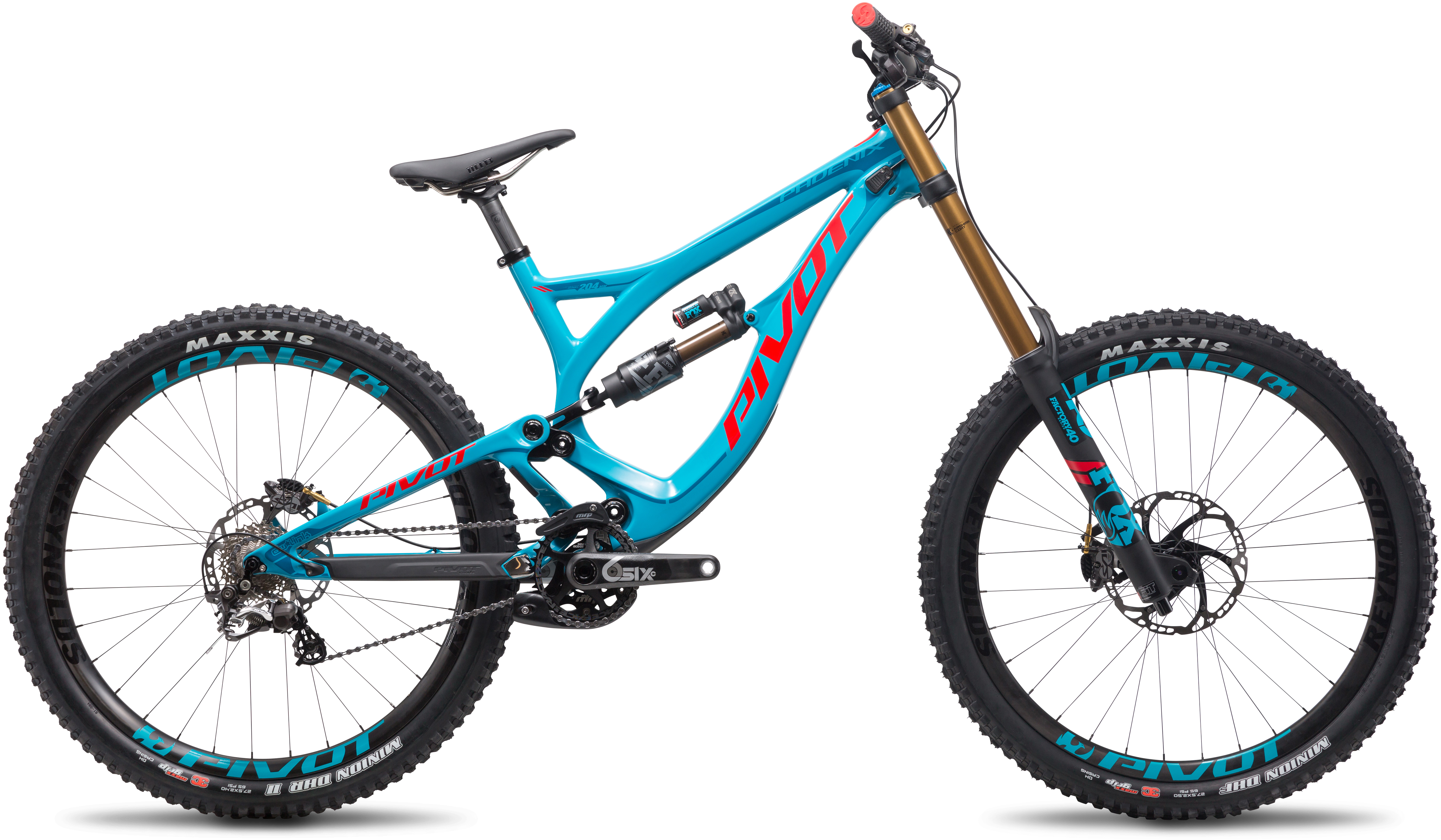 18Phoenix SNT Carbon Wheels ABLU