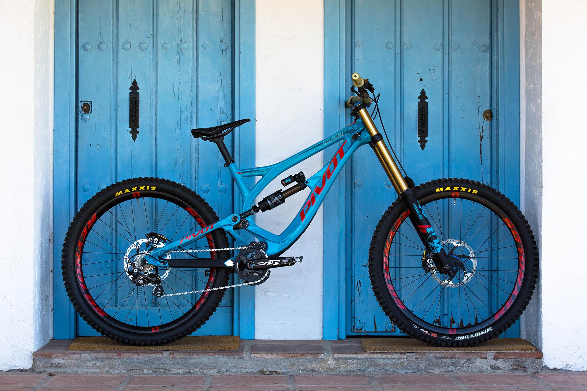 Pivot Cycles Phoenix Spain