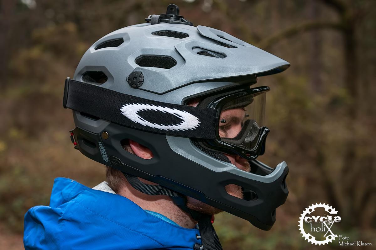 Super mit Goggle zu tragen