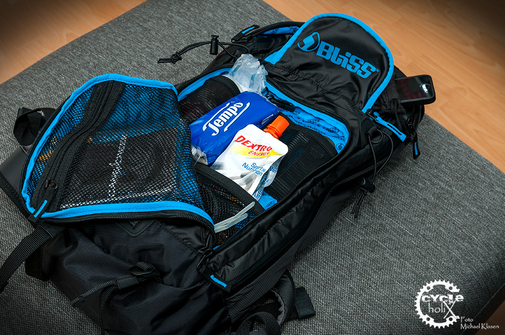 Ordnung im Werkzeugfach muss seinUnser Gepäck in der Übergangszeit