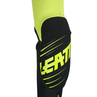 Elbow Guard 3DF 5.0 Lime Black 2