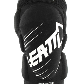Knee Guard 3DF 5.0 Black Front
