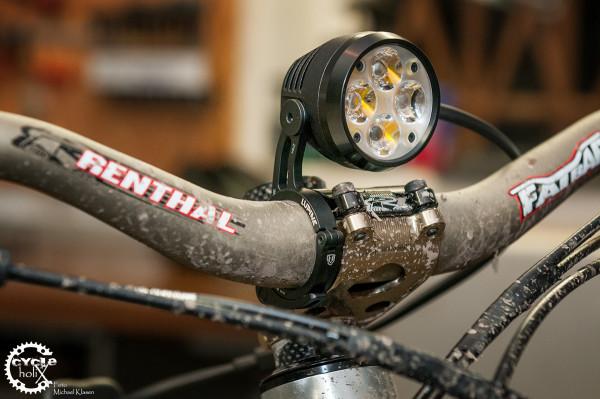 Lupine Wilma Lenkermontage Cycleholix