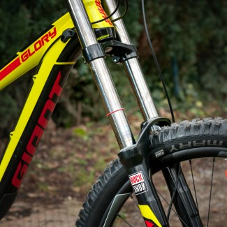 RockShox Domain Dual Crown RC
