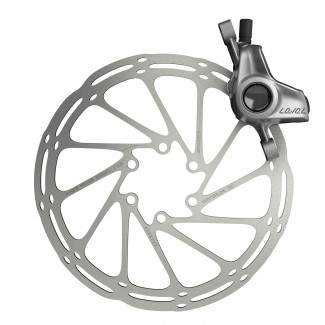 SM Level TLM Caliper Rotor Front Grey M