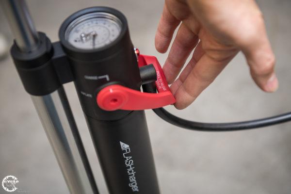 Bontrager Flashcharger pull