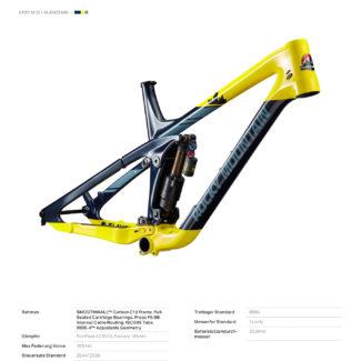 Slayer 790 MSL Rahmen