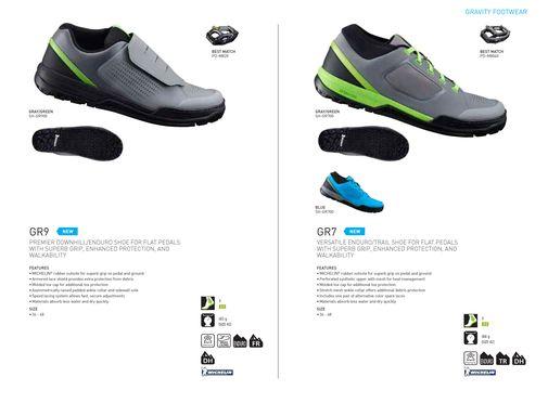 SHI 2018SS Catalog P060 117 FOOTWEAR 16GR9 7