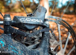 SRAM Code R Bremssattel