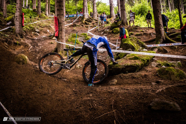 Val di Sole DH Friday0945 by Sternemann