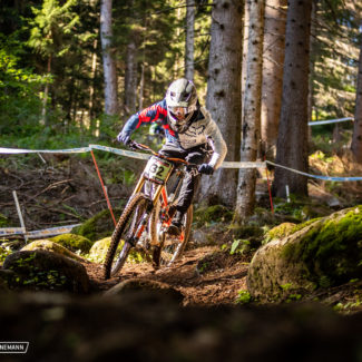 Val di Sole DH Friday1107 by Sternemann
