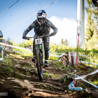 Val di Sole DH Friday1380 by Sternemann