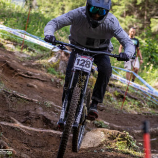 Val di Sole DH Friday1502 by Sternemann