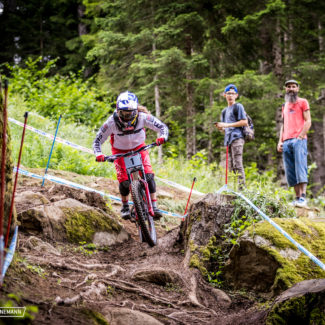 Val di Sole DH Friday2043 by Sternemann