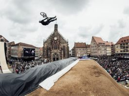 Red Bull District Ride