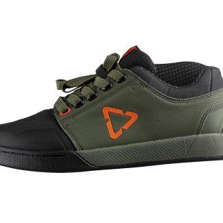 Leatt Shoes DBX 3.0 Flat Forest side 3020003760