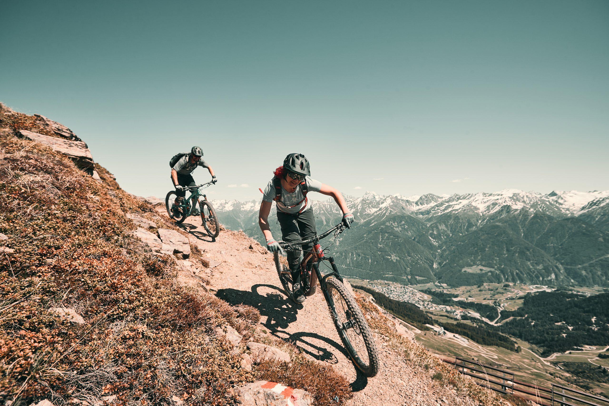 Trails shredden