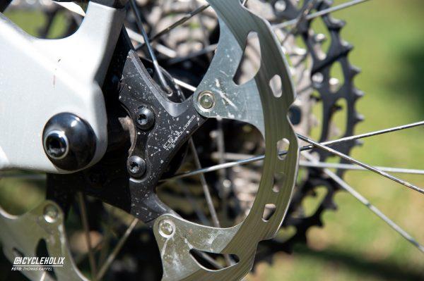 Shimano SLX Ice-Tech Bremsscheibe