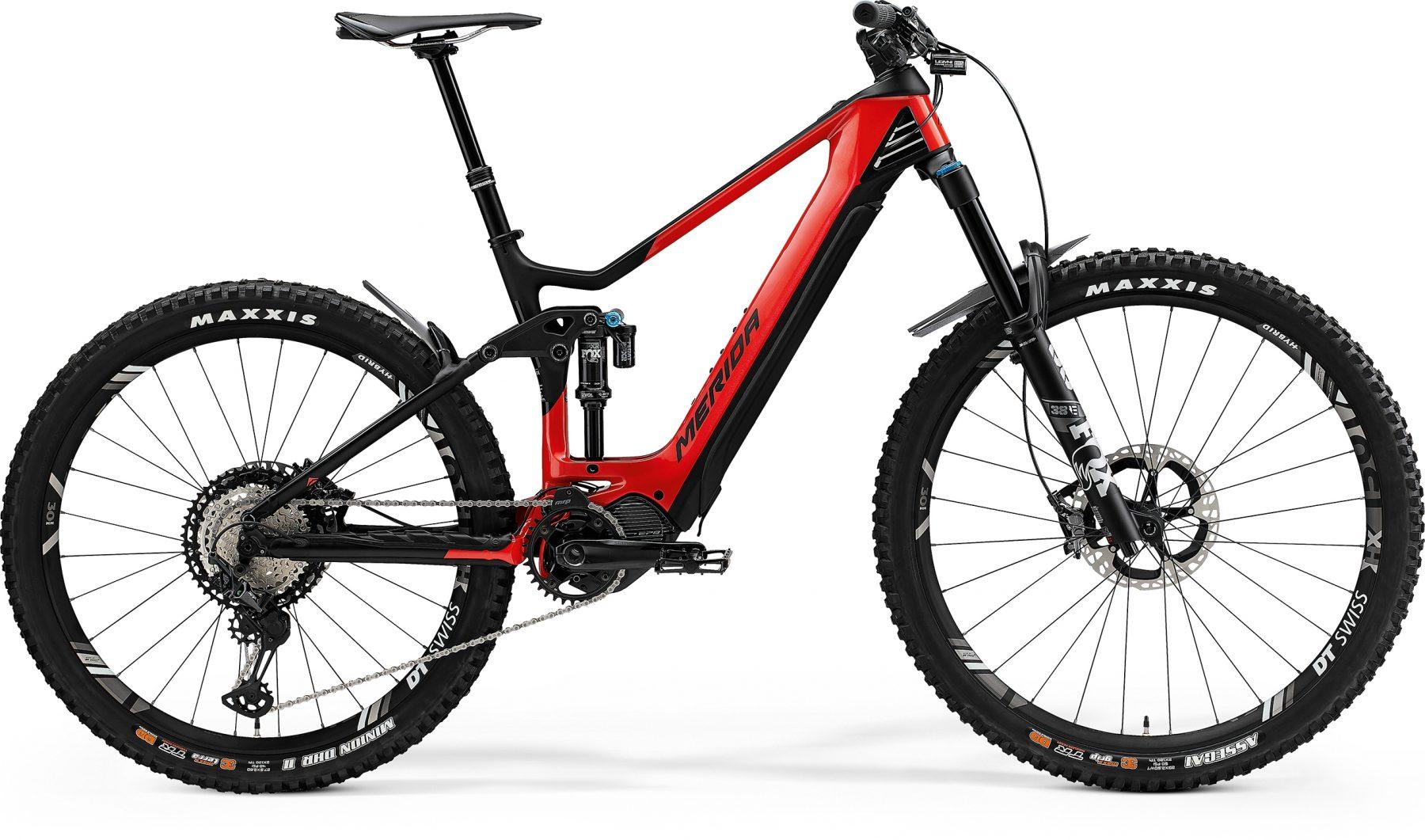 eONE SIXTY 9000 redblk MY2021