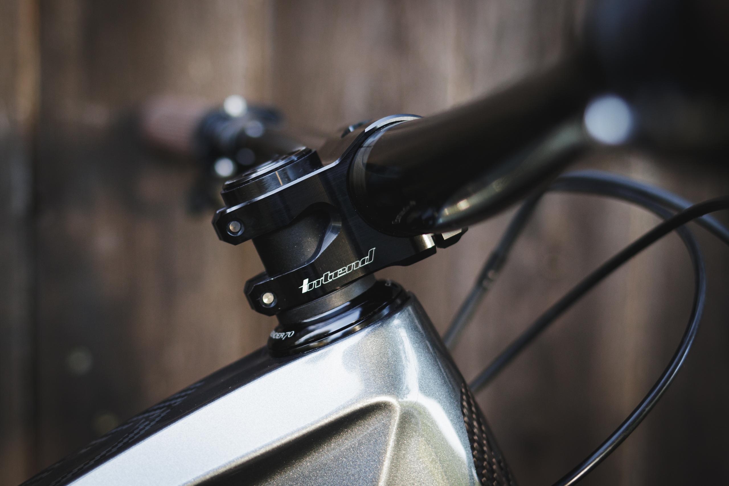 CJ 29 Bike Check Vorbau