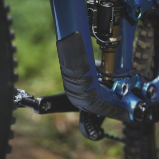 Downtube protection